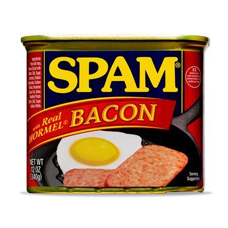 Spam Bacon 12oz(340g)
