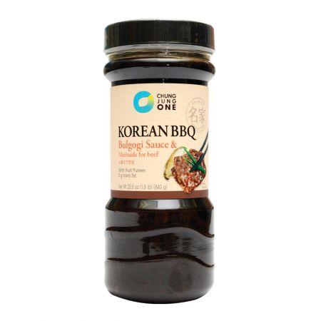 Korean BBQ Bulgogi Sauce 1.85lb(840g)