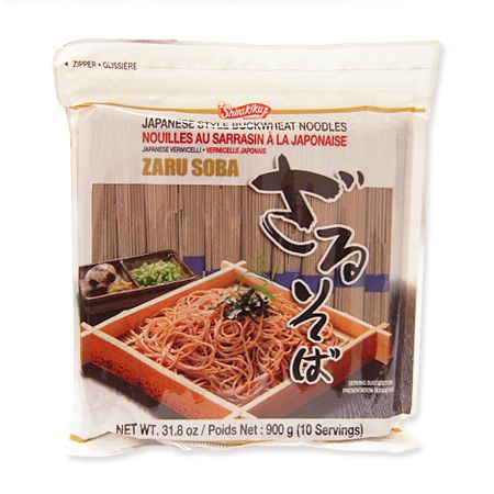 Japanese Buckwheat Noodles Zaru Soba 31.8oz(900g)