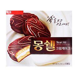 Moncher Cream Cake 13.6oz(384g) 12 Pieces