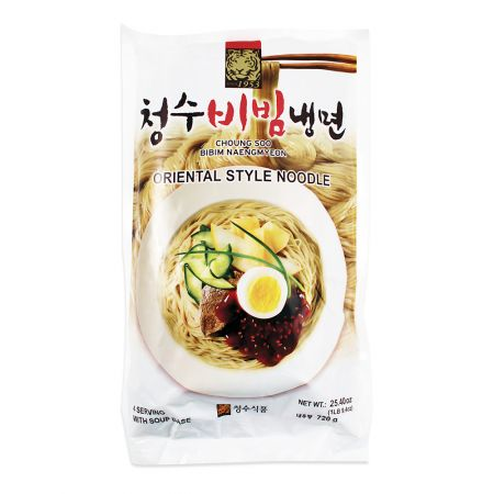 Bibim Naengmyeon (Korean Spicy Cold Noodle) 25.40oz(720g)