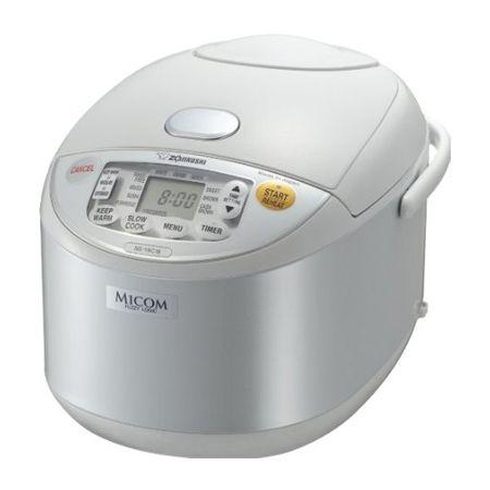 Umami Micom Rice Cooker Warmer (NS-YAC10) 5.5 Cups