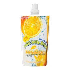 Fruits Jelly Drink Orange Flavor 5.3oz(150g)