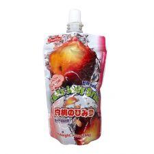 Fruits Jelly Drink Peach Flavor 5.3oz(150g)