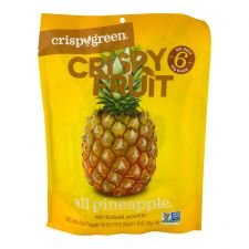Freeze-Dried Fruit Pineapples 0.35oz(10g) 6 Packs