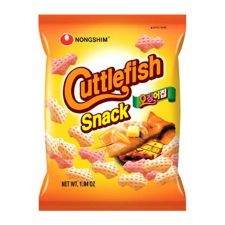 Cuttlefish Snack 1.94oz(55g)