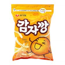 Nongshim Potato Snack Big Size 8.81oz(250g), 농심 감자깡 빅사이즈 8.81oz(250g)