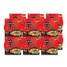 Nongshim Shin Ramyun Bowl Noodle Soup 3.03oz(86g) 12 Cups, 농심 신라면 사발면 3.03oz(86g) 12컵