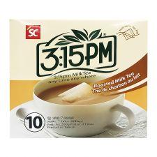 SC 3:15PM Roasted Milk Tea 7.06oz(200g) 10 Bags, 쉬첸 3:15PM 로스트 밀크티 7.06oz(200g) 10 티백, SC 3點一刻 經典炭燒奶茶 7.06oz(200g) 10 Bags