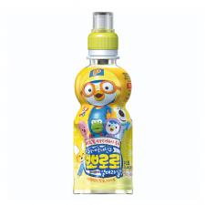 Paldo Pororo Tropical Fruits Flavor Juice Drink 7.95fl oz (235ml), 팔도 뽀로로 음료 열대과일맛 7.95fl oz (235ml)