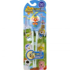 Pororo Edison Training Chopsticks Right-Handed