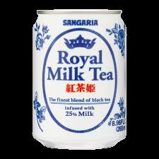 Sangaria Royal Milk Tea 8.96 fl.oz(265ml), 상가리아 로얄 밀크티 8.96 fl.oz(265ml)
