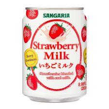 Sangaria Strawberry Milk 8.96 fl.oz(265ml), 상가리아 스트로베리 밀크 8.96 fl.oz(265ml)