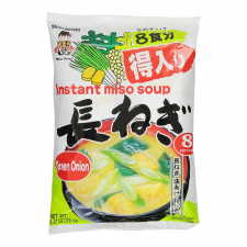 Shinsyu-ichi Instant Miso Soup Green Onion 6.21oz(176g), Shinsyu-ichi 인스턴트 미소수프 Green Onion 6.21oz(176g)