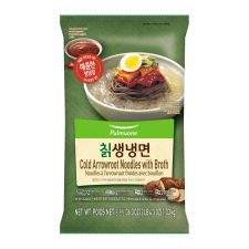 Pulmuone Cold Arrowroot Noodles with Broth 36.3oz(1.03kg), 풀무원 칡생냉면 36.3oz(1.03kg)