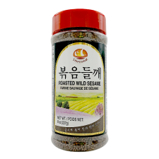 Samhak Roasted WILD Sesame 8oz(227g), 삼학 볶음들깨 8oz(227g)