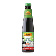 Lee Kum Kee Panda Brand Less Sodium Oyster Flavored Sauce 17.5oz(496g), 이금기 팬더 저염 굴소스 17.5oz(496g), 李錦記 減鹽蠔油 17.5oz(496g)