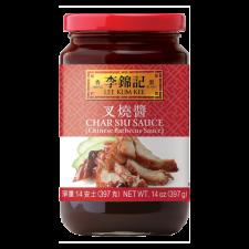 Lee Kum Kee Char Siu Sauce (Chinese Barbeque Sauce) 14oz(397g), 이금기 차슈 소스 (중화 바베큐 소스) 14oz(397g), 李錦記 叉燒醬 14oz(397g)