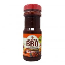 Beksul Korean BBQ Sauce Chicken & Pork Marinade 1.85lb(840g), 백설 닭 돼지 불고기 양념 1.85lb(840g)