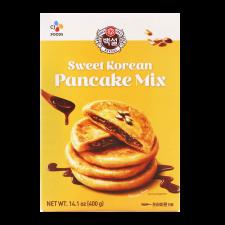 Beksul Sweet Korean Pancake Mix 14.1oz(400g), 백설 호떡믹스 14.10oz(400g)