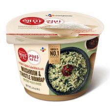 Cooked White Rice Mushroom & Thistle Bibimbap 6.67oz(189g)