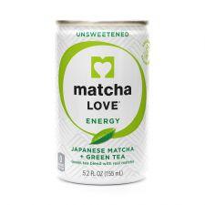 Matcha Love Unsweetened Matcha Can 5.2 fl.oz(155ml),  Matcha Love 무가당 말차 캔 5.2 fl.oz(155ml),  Matcha Love 抹茶飲 無糖 5.2 fl.oz(155ml)