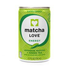 Matcha Love Sweetened Matcha Can 5.2 fl.oz(155ml), Matcha Love 스윗 말차 캔 5.2 fl.oz(155ml), Matcha Love 抹茶飲 微糖 5.2 fl.oz(155ml)