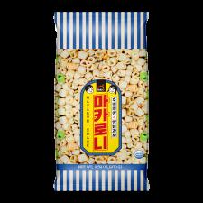 Haioreum Korean Style Macaroni Snack 9.52oz(270g), 해오름 추억의 맛 옛날과자 마카로니 9.52oz(270g)