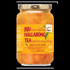 HAIO Jeju Hallabong Tea with Honey 2.2lb(1kg), HAIO 제주 한라봉차 2.2lb(1kg)
