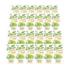 Haioreum Soy Milk Plain 6.76oz(200ml) 24 Packs, 해오름 고칼슘 콩두유 6.76oz(200ml) 24 Packs