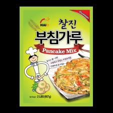 HAIO Pancake Mix 2lb(907g), HAIO 찰진 부침가루 2lb(907g), HAIO 綜合煎餅 2lb(907g)