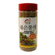 Haioreum Roasted Sesame Seed 8oz(226g), 해오름 볶은통깨 17oz(482g)