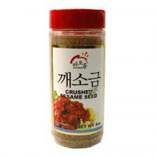 Haioreum Crushed Sesame Seed 8oz(226g), 해오름 깨소금 8oz(226g)