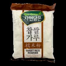 Raw Nature Sweet Rice Powder 3lb(1.36kg), 자연담은 찹쌀가루 3lb(1.36kg)