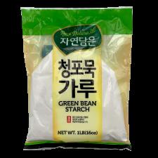 Raw Nature Green Bean Starch 1lb(453g), 자연담은 청포묵가루 1lb(453g)