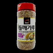 HAIO Wild Sesame Powder 7oz(198g) , HAIO 들깨가루 7oz(198g)