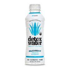 Prebiotic Aloe Water Peachberry 16 fl.oz(473ml)