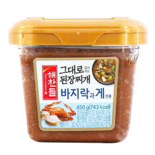 Soybean Paste for Stew (Clam & Crab Flavor) 15.87oz(450g)