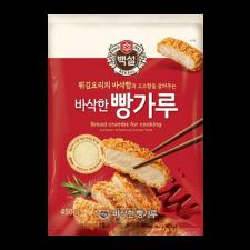 Beksul Bread Crumbs 15.87oz(450g), 백설 바삭한 빵가루 15.87oz(450g)