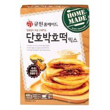 Q1 Sweet Pumpkin Korean Pancake Mix 19.4oz(550g), 큐원 단호박호떡 믹스 19.4oz(550g)