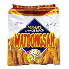 Haitai Matdongsan Peanut Crunch Snack Big Size 10.58oz(300g), 해태 맛동산 빅사이즈 10.58oz(300g), 海太 花生脆棒 大包裝10.58oz(300g)