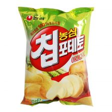 Nongshim Chip Potato Big Size 4.4oz(125g), 농심 칩포테토 빅사이즈 4.4oz(125g)