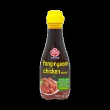 Ottogi Original Fried Chicken Sauce 10.58oz(300ml), 양념치킨 소스 10.58oz(300ml)