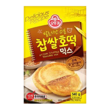 Stuffed Pancake Mix 19.04oz(540g)