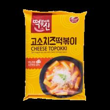 Dongwon Cheese Topokki 8.46oz(240g), 동원 고소치즈 떡볶이 8.46oz(240g)