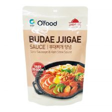 O'Food Spicy Sausage & Ham Stew Sauce 4.94oz(140g)