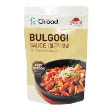 Chung Jung One O'Food Bulgogi Sauce 4.94oz(140g) ,청정원 오푸드 불고기 양념 4.94oz(140g)