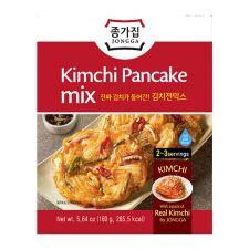 Chongga Kimchi Pancake Mix 5.64oz(160g),  종가집 김치전 믹스 5.64oz(160g)