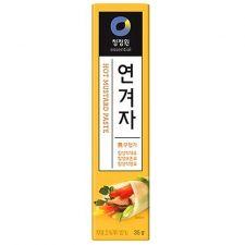 Chung Jung One Hot Mustard Paste 1.23oz(35g), 청정원 연겨자 1.23oz(35g)