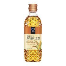 Chung Jung One Cooking Oligosaccharide (Isomalto Oligo Syrup)1.54lb(700g),청정원 곡물로만 100% 요리 올리고당 1.54lb(700g)